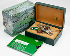 Authentic Men's Rolex 16713 GMT Master II Jubilee Band w/ Box, Tags, & Papers!