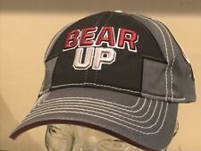 Bear Up College High School Sports Football Soccer Lacrosse Golf Pub Hat Cap !