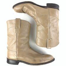 Justin Roper Cowboy Boots Men's 11 D Style 3156