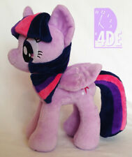 "My Little Pony Twilight Sparkle Plush 11"" 4DE 4th Dimension Closed Wings! NEW!"