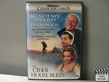 The Cider House Rules (DVD, 2000, Collector's Edition)