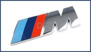 Genuine BMW G30 M-Tech Sport Fender Emblem Logo Badge 2017+ 5-Series 51148070804