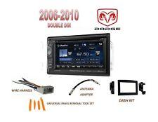 "2006-2010 DODGE RAM BLUETOOTH 6.2"" LCD TOUCHSCREEN DVD RADIO COMBO KIT"