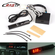 12V Turbo Timer for Universal Auto with Original Box Red Led light with Logo