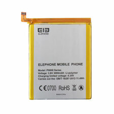 NEW Original Battery Elephone P9000 For Elephone P9000 3000mAh 3.8V