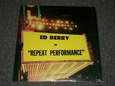 Ed Berry in Repeat Performance~Farfisa Ancona Organ~Private Label~AUTOGRAPHED!!
