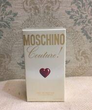 Moschino Couture! 3.4oz/100ml Eau De Parfum Spray Women New & Sealed