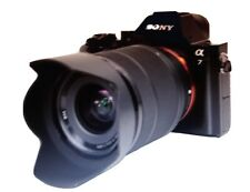 SONY Alpha A7 ILCE-7K (A7R) 24.3MP DSLR Camera FE 28-70mm Lens & extras Details!