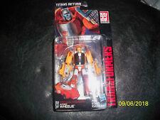Transformers Titans Return Legends Wheelie MISB NEW