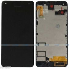 Nokia Microsoft lumia 550 LCD Display + Touch Screen Digitizer Assembly + Frame