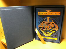 Easton Press Around the World in 80 Days by Jules Verne Deluxe Edition
