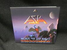 Asia - Spirit of the Night - Digipak - Near Mint - Original Case