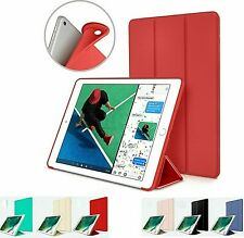 iPad Air 1st Gen Case Silicone Magnetic Smart Cover with Sleep Wake for Apple