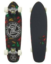 Z-Flex Skateboard Complete Pineapple Island Time Zflex Z Flex Cruiser FREE POST