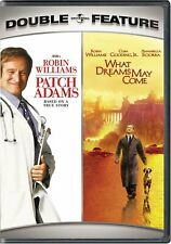 Patch Adams / What Dreams May Come Dvd New