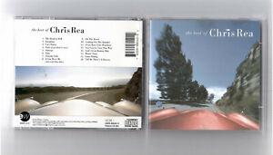 CHRIS REA - THE BEST OF - POP ROCK - CD COMME NEUF