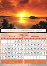 Scripture Gems 2015 Wall Calendar