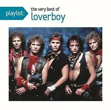 Loverboy - Playlist: The Very Best of Loverboy [New CD]