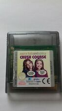 Nintendo Game boy color colour Game mary kate and ashley crush course Cart only