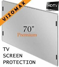 TV screen protector 70 inch protection for LCD LED Plasma HDTV damage proof