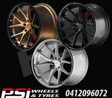 "20"" INCH FERRADA FR2 WHEELS 20X9 20x10.5 20X11.5 RIMS HOLDEN HSV COMMODORE"
