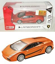 MODELLINO AUTO IN METALLO - LAMBORGHINI SUPERLEGGERA - (Mondo Motors) - 1/43