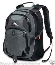 "NEW High Sierra Neuro 15.6"" Laptop Backpack Black Notebook Computer Hiking Bag"