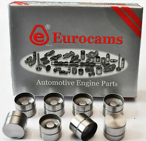 FOR VOLKSWAGEN VW GOLF III 2.0 GTI 16V SYNCRO HYDRAULIC TAPPETS LIFTERS 16 PCS