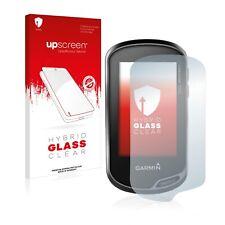 Schutzpanzer Glasfolie Garmin Oregon 750t Display Schutz Klar Hybrid Glas-Folie