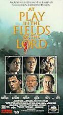 reduced! At Play in the Fields of the Lord 2-tape-vhs BRAND NEW still sealed!