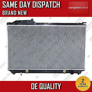 FIT FOR LEXUS LS430 AUTOMATIC / MANUAL RADIATOR 2000>2006 2 YEAR WARRANTY