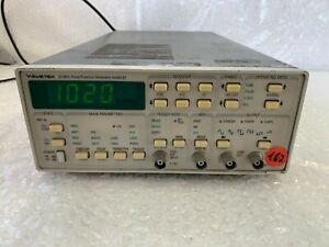 WAVETEK 50 MHz Fuise/Function Generator Model 81