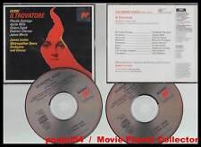 """GIUSEPPE VERDI """"Il Trovatore"""" (2 CD)Domingo-Levine 1994"""
