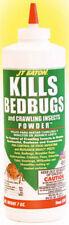 (6) JT Eaton # 203 7 oz BedBug & Crawling Insect Killing Powder Kills Bed Bugs