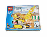 LEGO City (#7632) Crawler Crane BRAND NEW IN FACTORY SEALED POLY BAGS - NO BOX