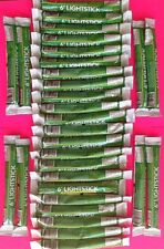 "Lot of 14 6"" Green Northern Lights Glow Stick Emergency Survival Hunting Camping"