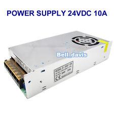 S-240-24 Super Stable Power supply unit 240W DC24V 10AMP