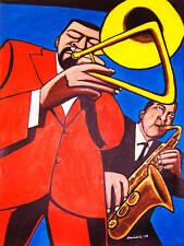 GRACHAN MONCUR III PAINTING jazz trombone evolution cd jackie mclean sax mosaic
