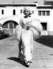 8x10 Print Jean Harlow Dinner at Eight 1933 by Frank Tanner #HDAE
