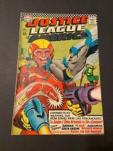 Justice League of America 50 FN/VF (DC Dec. 1966)