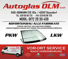 Autoglas OPEL ZAFIRA B ab:BJ.05  Windschutzscheibe - MIT EINBAU - Düsseldorf....