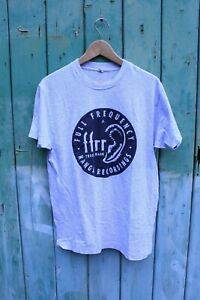 Vintage Early 1990s FULL FREQUENCY RANGE RECORDINGS T-shirt Pete Tong FFRR Large