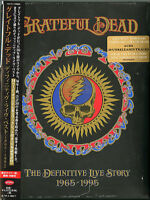 GRATEFUL DEAD-30 TRIPS AROUND THE SUN THE DEFINITIVE LIVE STORY-JAPAN CD K81