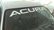 Acura Integra Windshield Decals Banners Cars Stickers JDM Graphics