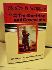 Studies in Scriptures : The Doctrine and Covenants Vol. I by Kent P. Jackson