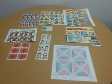 100 - 32 cents Us Vintage Postage Stamp Collection New Pacific 97 Monroe Comics