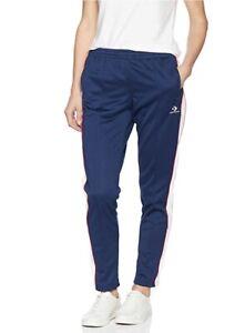 Converse Women's Track Pants Navy Blue Size XL