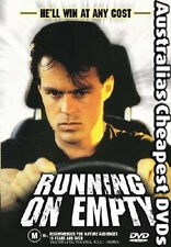 Running On Empty  DVD NEW, FREE POSTAGE WITHIN AUSTRALIA REGION 4