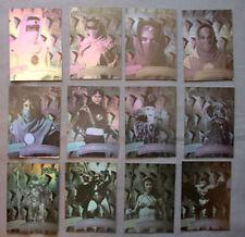 1995 Fleer Ultra Power Rangers Full 12 Hologram Cards Set