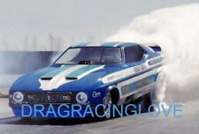 """Jerry """"the KING"""" Ruth 1971 Ford Mustang NITRO Funny Car PHOTO!"""
